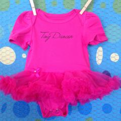 Tiny Dancer tutu Onesie