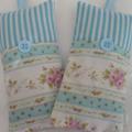 Lavender Bags - Vintage Blue