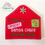 Letter to Santa Envelope - Personalised