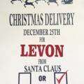 Christmas Santa Sack (up to 10 letters) Reindeer