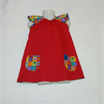 Berry coot creations Angel wing princess tunic dress