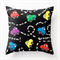 Racing Cars Digital Design Cushions Cover