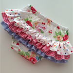 Size 0 Ruffled Nappy Cover