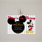 Mickey Mouse - Invite