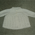 PURE WOOL BABIES JACKET