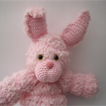 Rosa the PInk Bunny