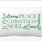 Gorgous Christmas pillow to spoil someone and brighten up XMAS