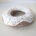 Felt Donuts, Set 3 Large Donut