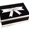 Classic Black & White Keepsake Box