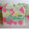 Happy Hour Soap - feminine fragrance limited edition soap
