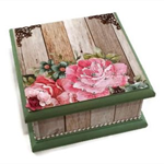 Keepsake Box - Garden Theme