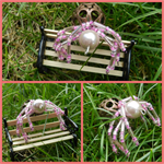 Primrose The Beaded Spider- With Props!