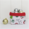 Christmas Gift / Storage Basket - Red