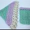 Crochet Face Washer & Soap Saver