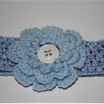 Headband with Flower detail