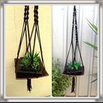 Black Platter Hanger