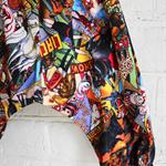'Circus' Baggy Bum Pants