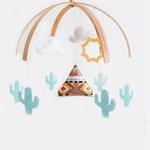 Teepee Nursery Mobile ♥ (custom)
