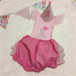 First birthday/cake smash outfit
