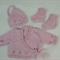 Premmie Pink Layette