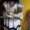 Vintage Tapestry Mary Poppins Tote Bag