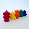 Robot Crayons - set of 8