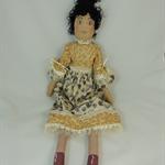 Gloria Traditional Rag Doll