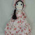 Charlotte Awake/Asleep Topsy Turvy Doll