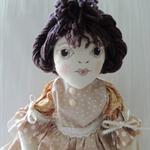 Victoria Traditional Rag Doll