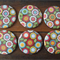 Flowers in Bloom - Large Magnets – Set of 6