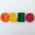 4 Letter Name Crayons - Personalised