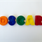 5 Letter Name Crayons - Personalised