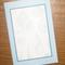 Notecard - Aqua Seashells (C6)