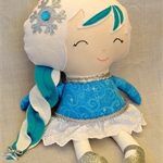 Ella the snow princess doll