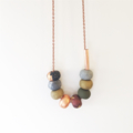 Love Affair - Clay Necklace