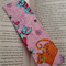 Fabric and Felt Bookmark