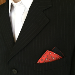 Pocket Square - Lucky star