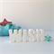 "WISH - Gorgeous resin decoration ""WISH"""
