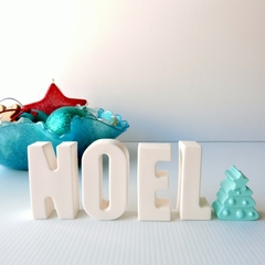 "CHRISTMAS NOEL - Gorgeous Christmas decoration ""NOEL"""