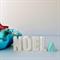 "CHRISTMAS NOEL - Gorgeous Christmas decoration ""NOEL"""
