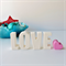 "LOVE - Gorgeous resin decoration ""LOVE"""