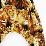 'King of The Jungle' Baggy Bum Pants