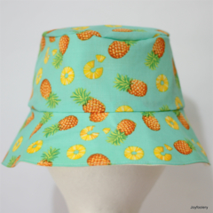 Pineapple Bucket Hat 55.5cm