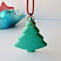 OH CHRISTMAS TREE - add a touch of festive fun with this Christmas tree necklace