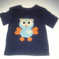 Hoot Girls or Boys Tshirt