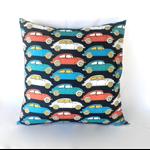 Cushion Cover VW- Beetle Car - Vee Dub
