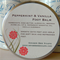 Foot Balm - Peppermint & Vanilla