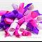 Korker Ribbon Hair Clip - Purple