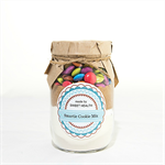 Smartie Jar Cookie Mix (makes 12 cookies)