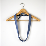 Twig Necklace - Chambray